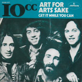 10CC - Art for arts sake