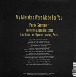 Last Shadow Puppets - My mistakes were made for you