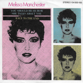 Melissa Manchester - You should hear how she talks about you