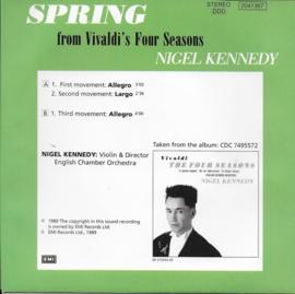 Nigel Kennedy - Spring (from Vivaldi's Four Seasons)