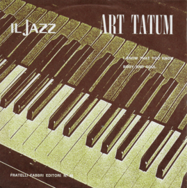 Art Tatum - I know that you know (Italian edition)