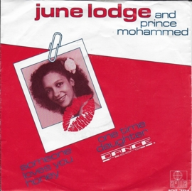 June Lodge and Prince Mohammed - Someone loves you honey