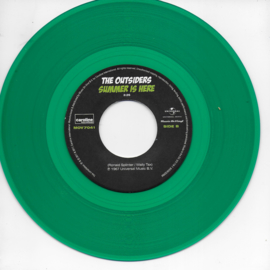 Chef' Special - Homeland / The Outsiders - Summer is here (Limited edition, green vinyl)