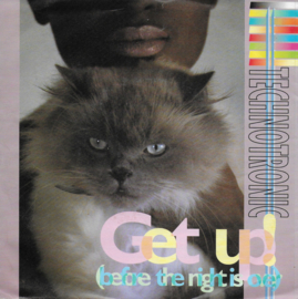 Technotronic  - Get up! (before the night is over) (Duitse uitgave)