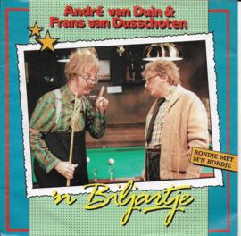 Andre van Duin & Frans van Dusschoten - 'n Biljartje
