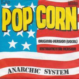 Anarchic System - Pop corn (Duitse uitgave)