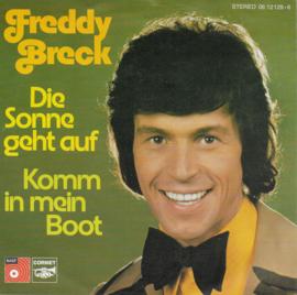 Freddy Breck - Die sonne geht auf