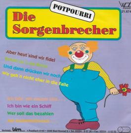 Die Sorgenbrecher - Im marschtempo mit Gerhard Ebeler