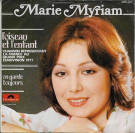 Marie Myriam - L'oiseau et l'enfant