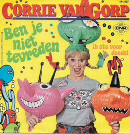 Corrie van Gorp - Ben je niet tevreden
