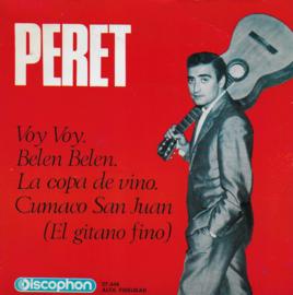 Peret - Voy voy (Spanish edition)