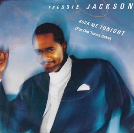 Freddie Jackson - Rock me tonight (like old times sake)