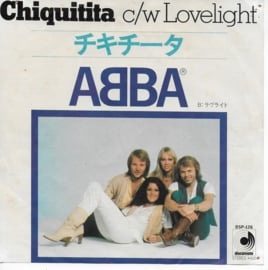 Abba - Chiquitita (Japanse uitgave)