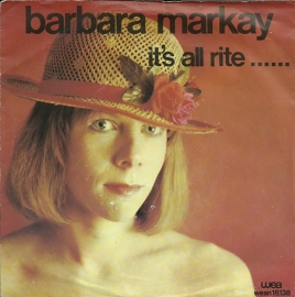 Barbara Markay - It's all rite