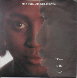 Mica Paris and Will Downing - Where is the love
