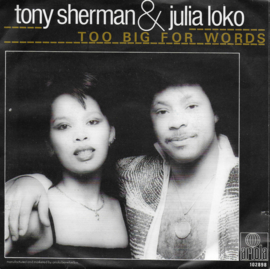 Tony Sherman & Julia Loko - Too big for words