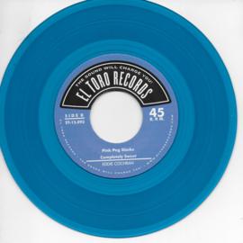 Eddie Cochran - 1956 (Limited edition, blauw vinyl)
