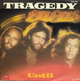 Bee Gees - Tragedy (Franse uitgave)