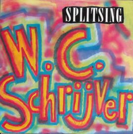 Splitsing - WC schrijver