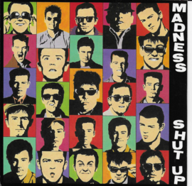 Madness - Shut up (Engelse uitgave)