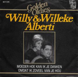 Willy & Willeke Alberti - Moeder hoe kan ik je danken