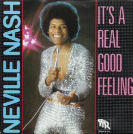 Neville Nash - It's a real good feeling