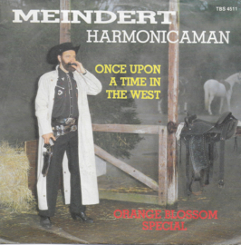 Meindert Harmonicaman - Once upon a time in the west