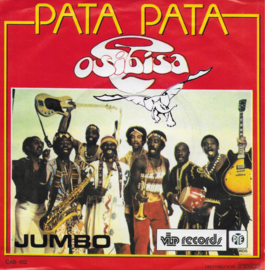 Osibisa - Pata pata (Engelse uitgave)