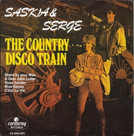 Saskia & Serge - The country disco train