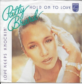 Patty Brard - Hold on to love