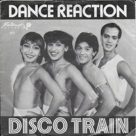 Dance Reaction - Disco train