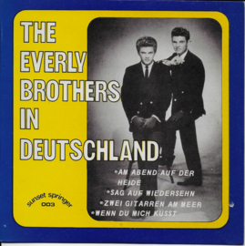 Everly Brothers in Deutschland - Am abend auf der heide