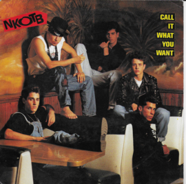 New Kids On The Block - Call it what you want