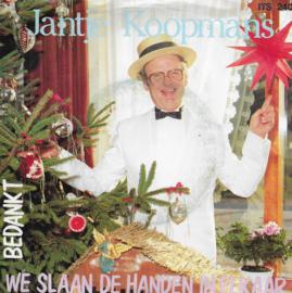 Jantje Koopmans - We slaan de handen in elkaar