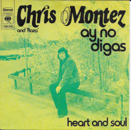 Chris Montez and Raza - Ay no digas