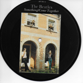 Beatles - Something (Picture disc)