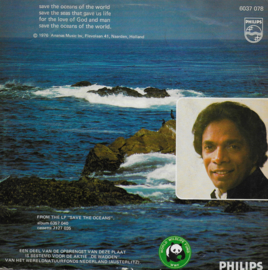 Kamahl - Save the oceans of the world