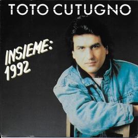 Toto Cutugno - Insieme : 1992
