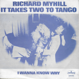 Richard Myhill - It takes two to tango (Belgium edition)