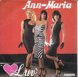 Luv - Ann-Maria