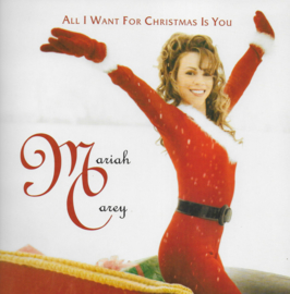 Mariah Carey - All i want for Christmas is you (25th Anniversary limited edition, American edition)