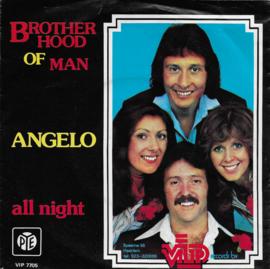 Brotherhood of Man - Angelo