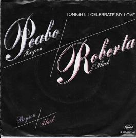 Peabo Bryson & Roberta Flack - Tonight, i celebrate my love