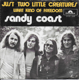 Sandy Coast - Just two little creatures