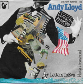 Andy Lloyd - Living in America