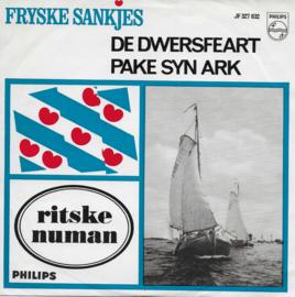 Ritske Numan - De dwersfeart