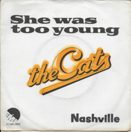 Cats - She was too young