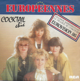 Europeennes - Cocktail chic