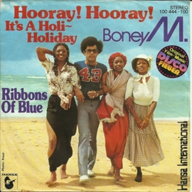 Boney M - Hooray! Hooray! It's a holi-holiday