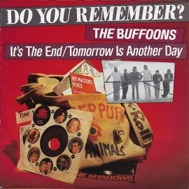 Buffoons - It's the end / Tomorrow is another day